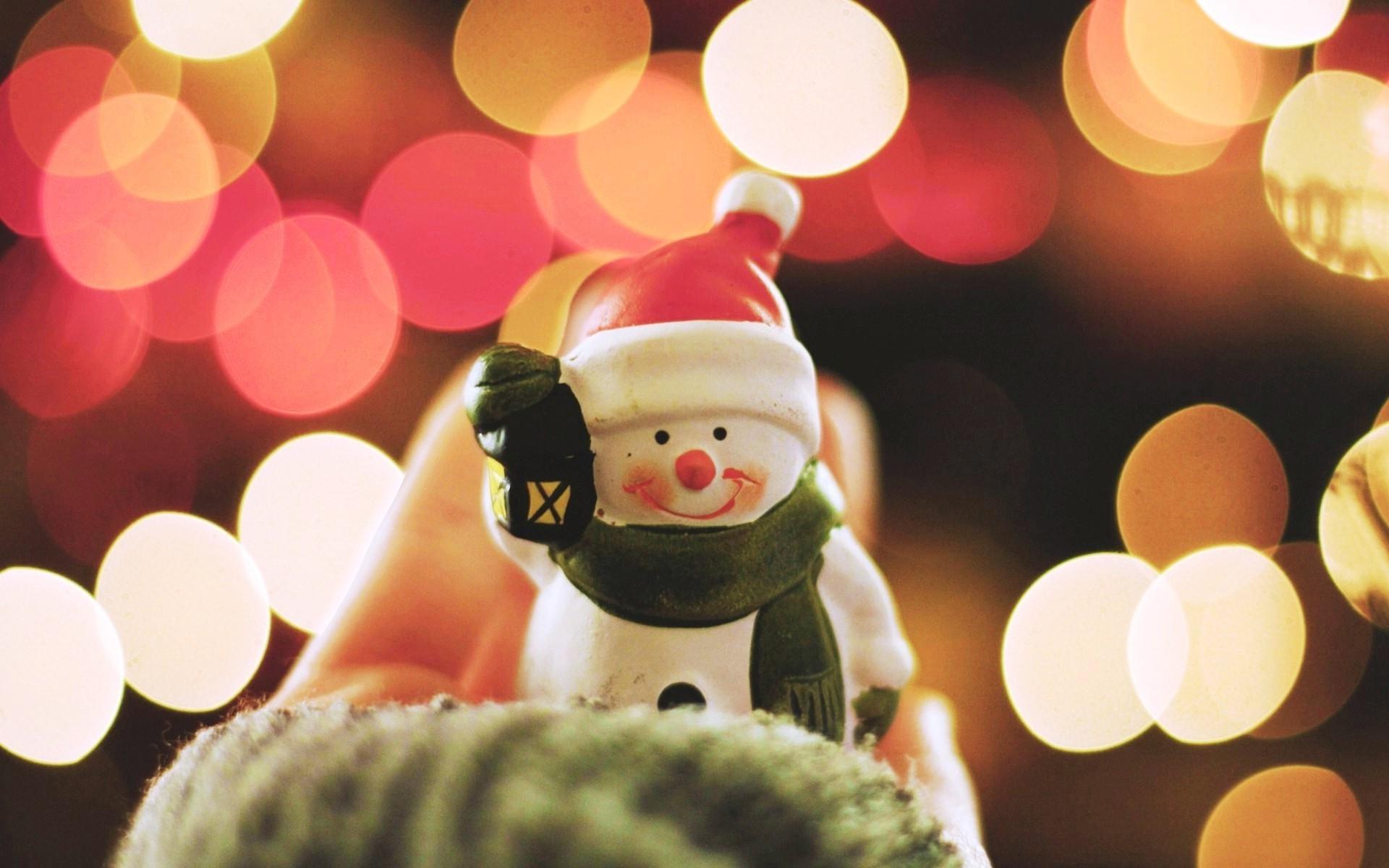 1920x1200, Free Lovely Snowman Wallpaper Download High - Windows 10 Wallpaper Free Download Christmas - HD Wallpaper