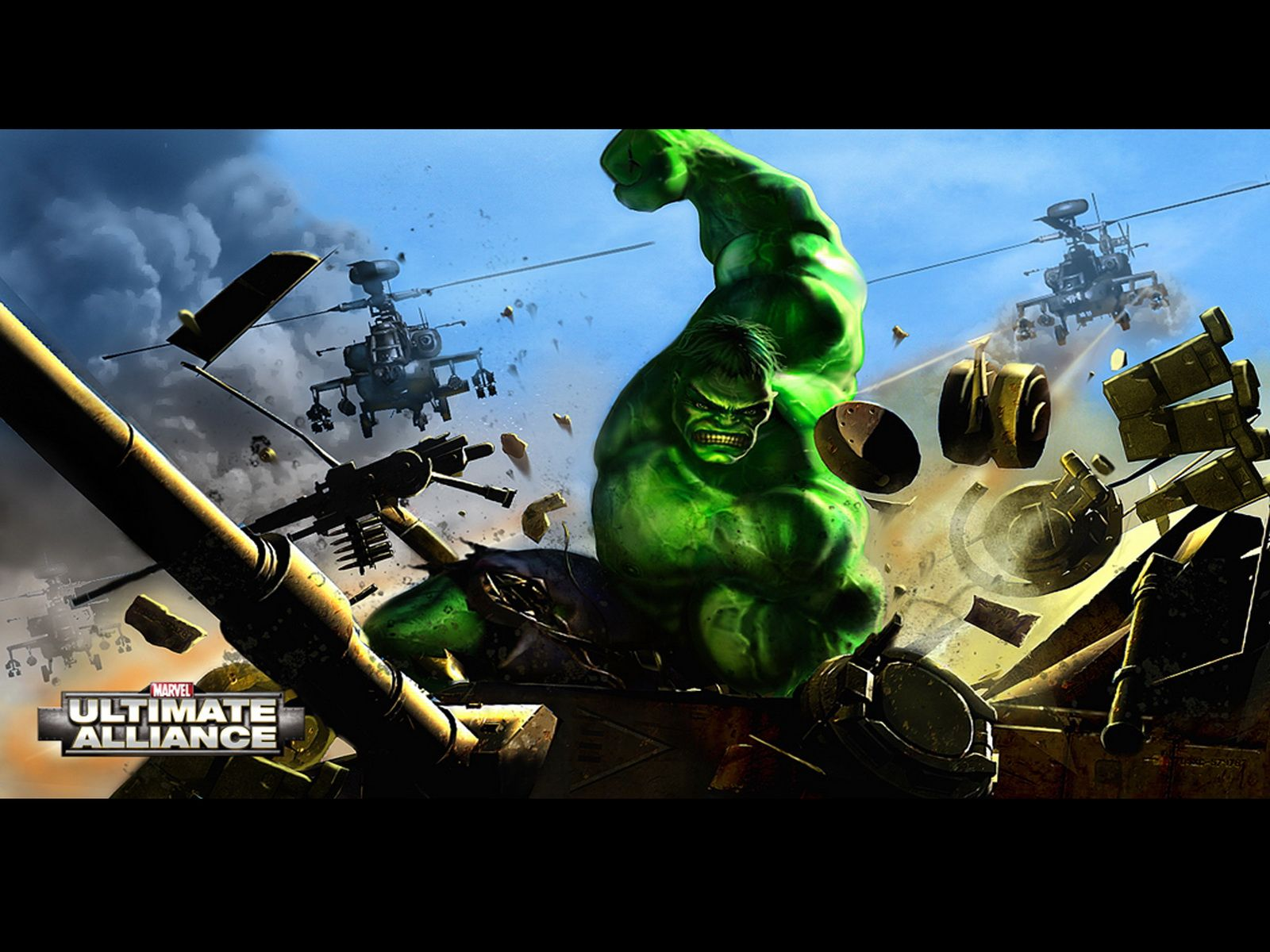 Hulk Wallpapers Free Download Marvel Ultimate Alliance Comics 1600x1200 Wallpaper Teahub Io