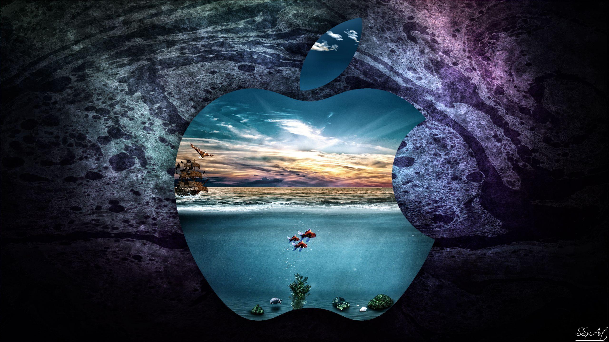 Imac Desktop Wallpaper Sfondi Per Macbook Air 13 2560x1440 Wallpaper Teahub Io