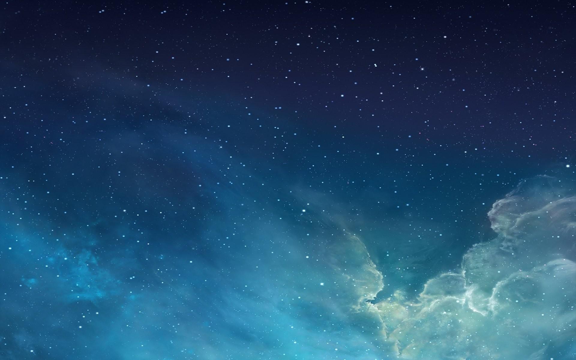 Apple Mac Osx Colorful - Desktop Aesthetic Blue - HD Wallpaper