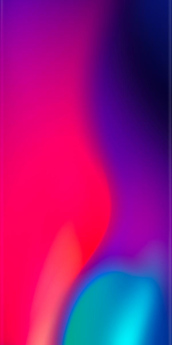 Abstract Wallpaper Gradient Iphone - HD Wallpaper