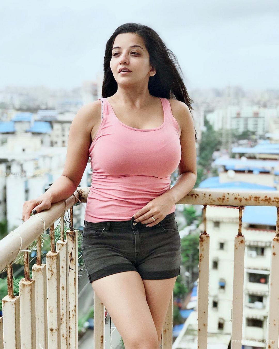 Mona Lisa Hd Wallpapers Desktop Background Android Indian Actress Sexy Dress 1080x1350 Wallpaper Teahub Io