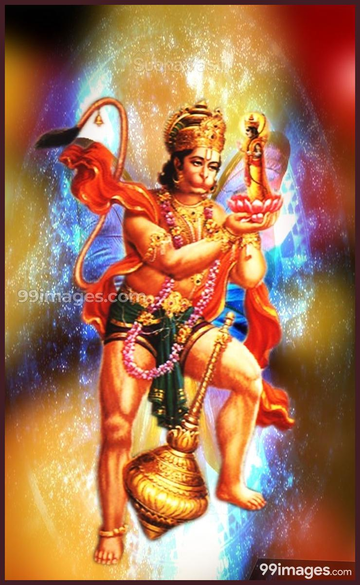 Hanuman Hd Wallpapers 1080p 740x1204 Wallpaper Teahub Io