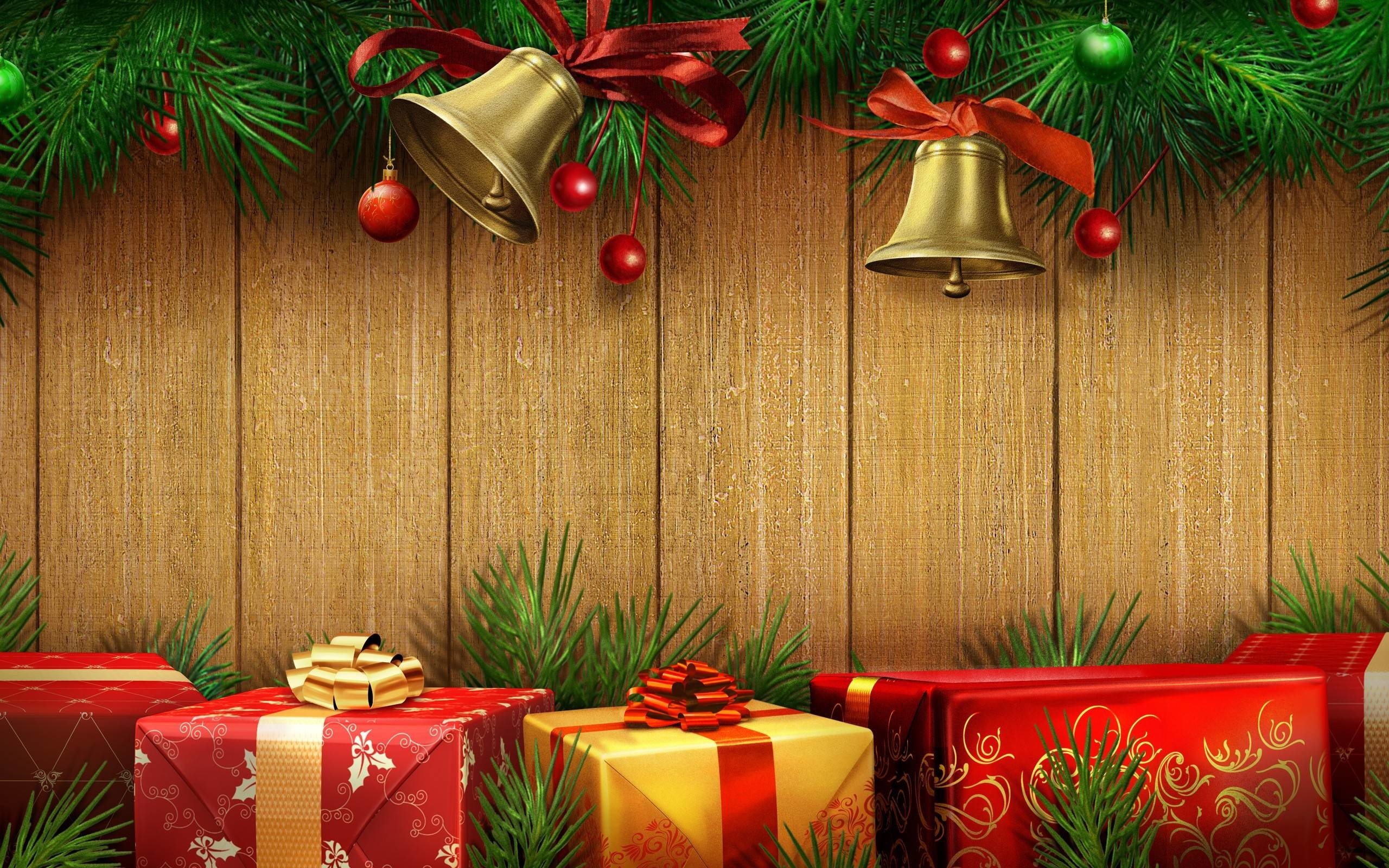 Xmas Stuff For Christmas Gifts Wallpaper Christmas Gift Background 2560x1600 Wallpaper Teahub Io