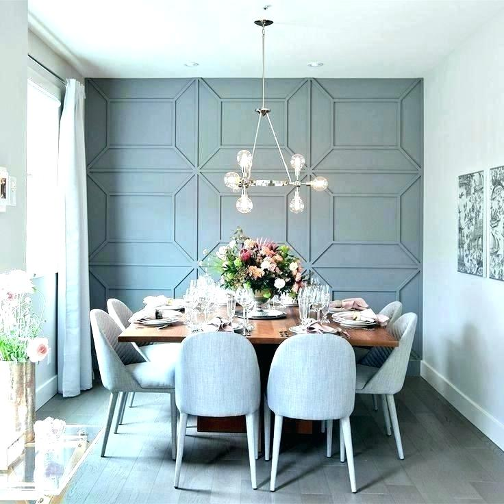 Feature Wall In Dining Room 736x736, Wallpaper For Dining Room Feature Wall
