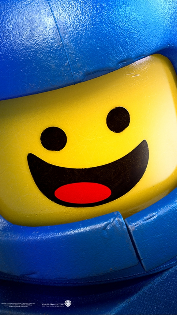 Lego Movie Benny Poster 720x1280 Wallpaper Teahub Io