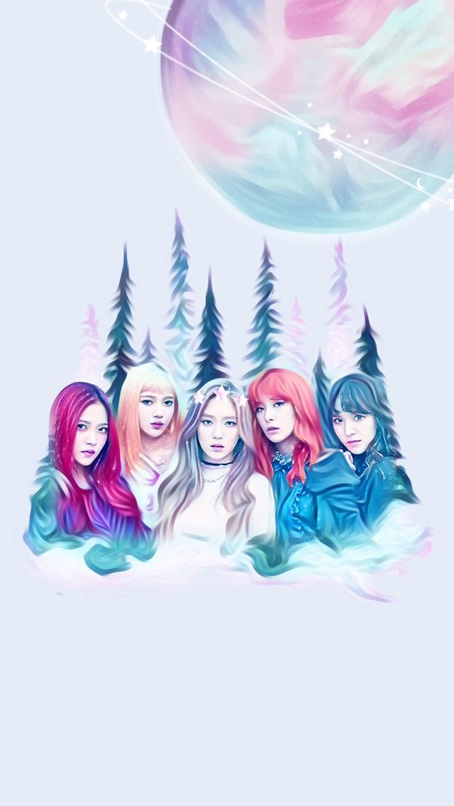 Red Velvet Wallpaper Red Velvet Kpop Wallpaper Hd 640x1136 Wallpaper Teahub Io