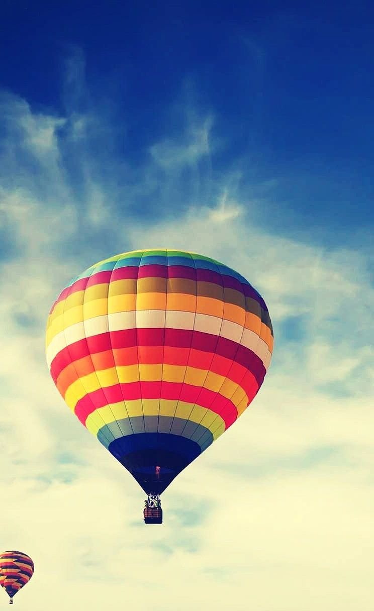 Hot Air Balloon Wallpaper Hd For Mobile - HD Wallpaper