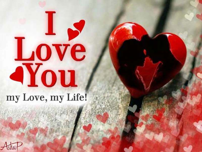 Best Love Wallpapers Collection And Love Images - Poetry I Love You Urdu - HD Wallpaper