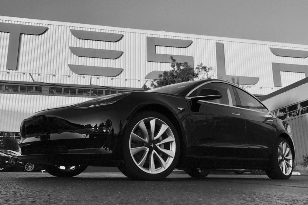 Tesla Model 3 1013x675 Wallpaper Teahub Io