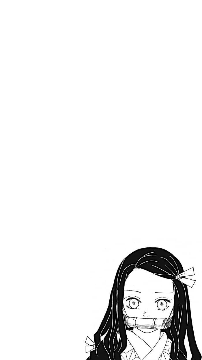 Nezuko Wallpaper - Nezuko Kimetsu No Yaiba Wallpaper Iphone - HD Wallpaper