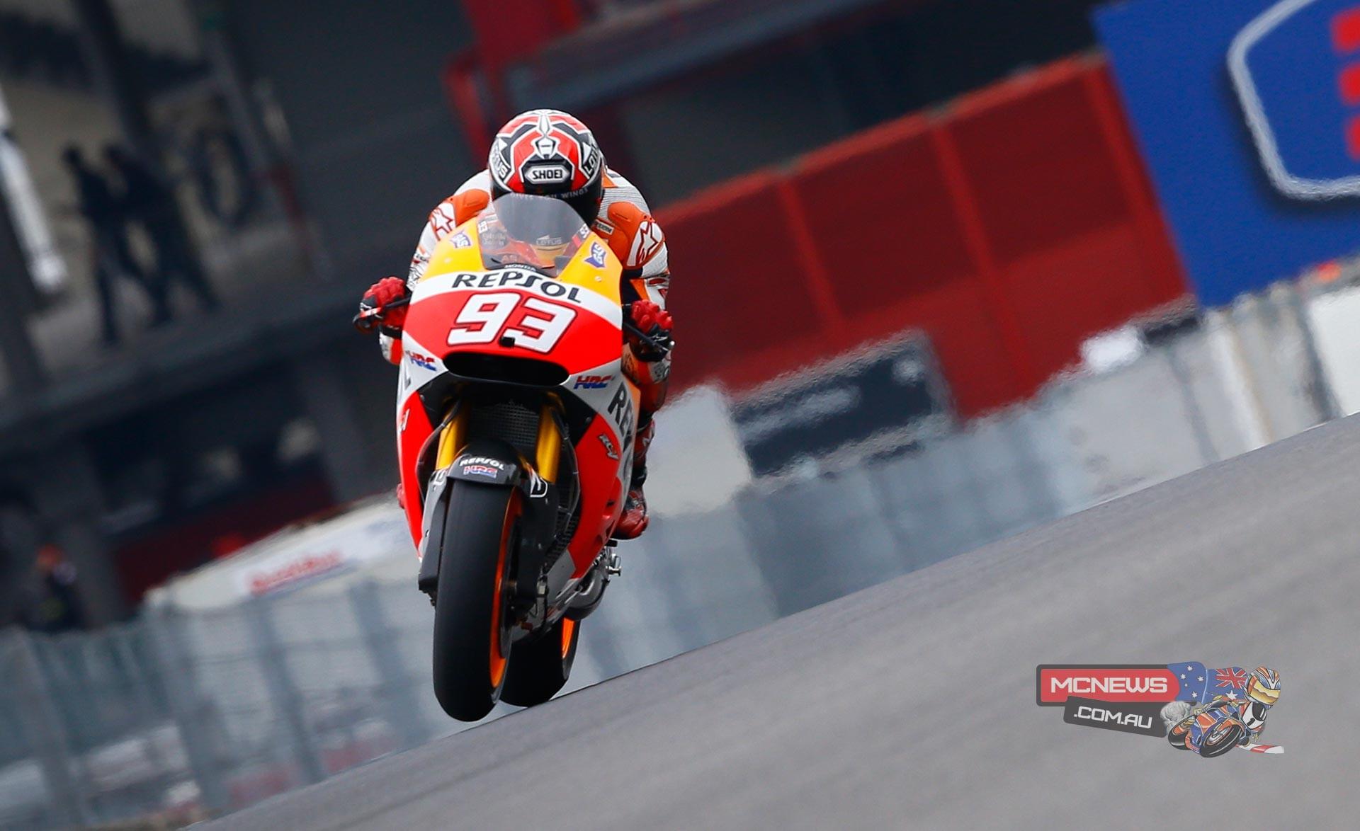Marc Marquez 93 Motogp Image Wallpaper ...