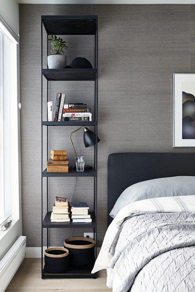 Toronto Ikea Vittsjo Shelf With Metal, Lamp With Shelf Ikea