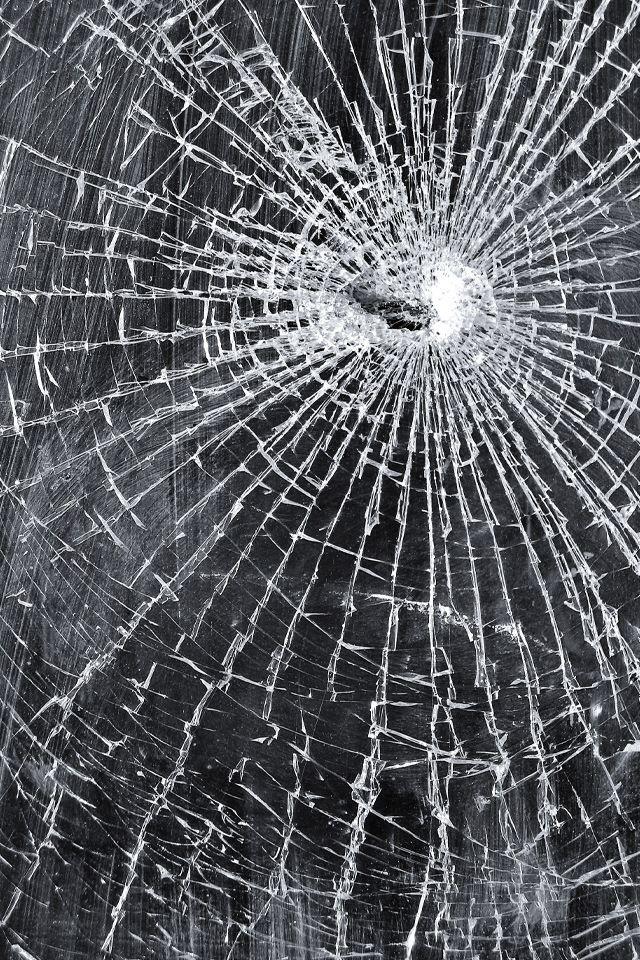 Broken Glass Screen 640x960 Wallpaper, Broken Mirror Wallpaper Iphone