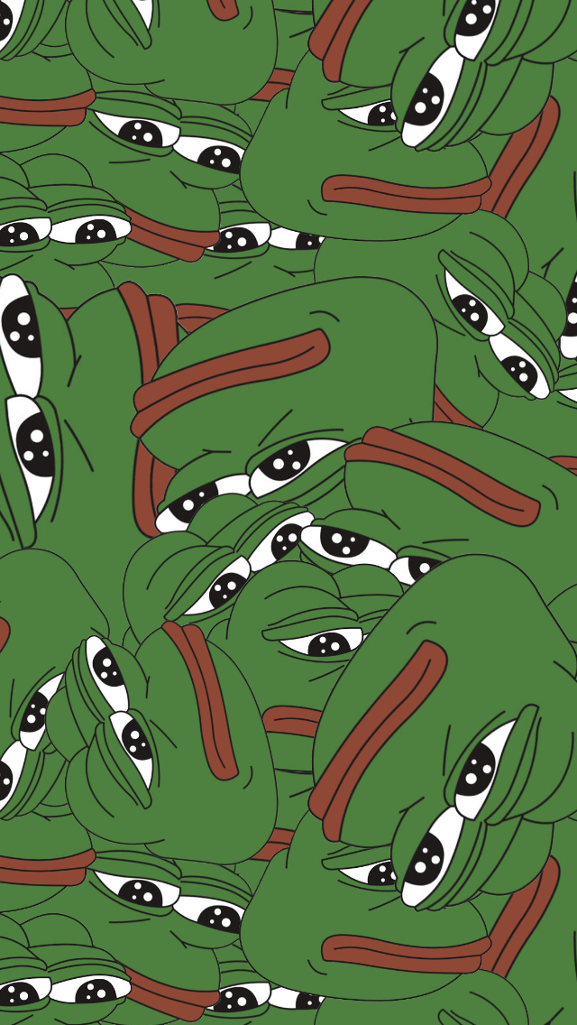 Meme, Pepe, Tumblr - Pepe The Frog - HD Wallpaper