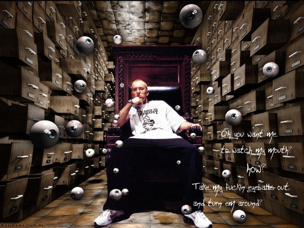 Eminem All Eyes On Me Cover Album - HD Wallpaper