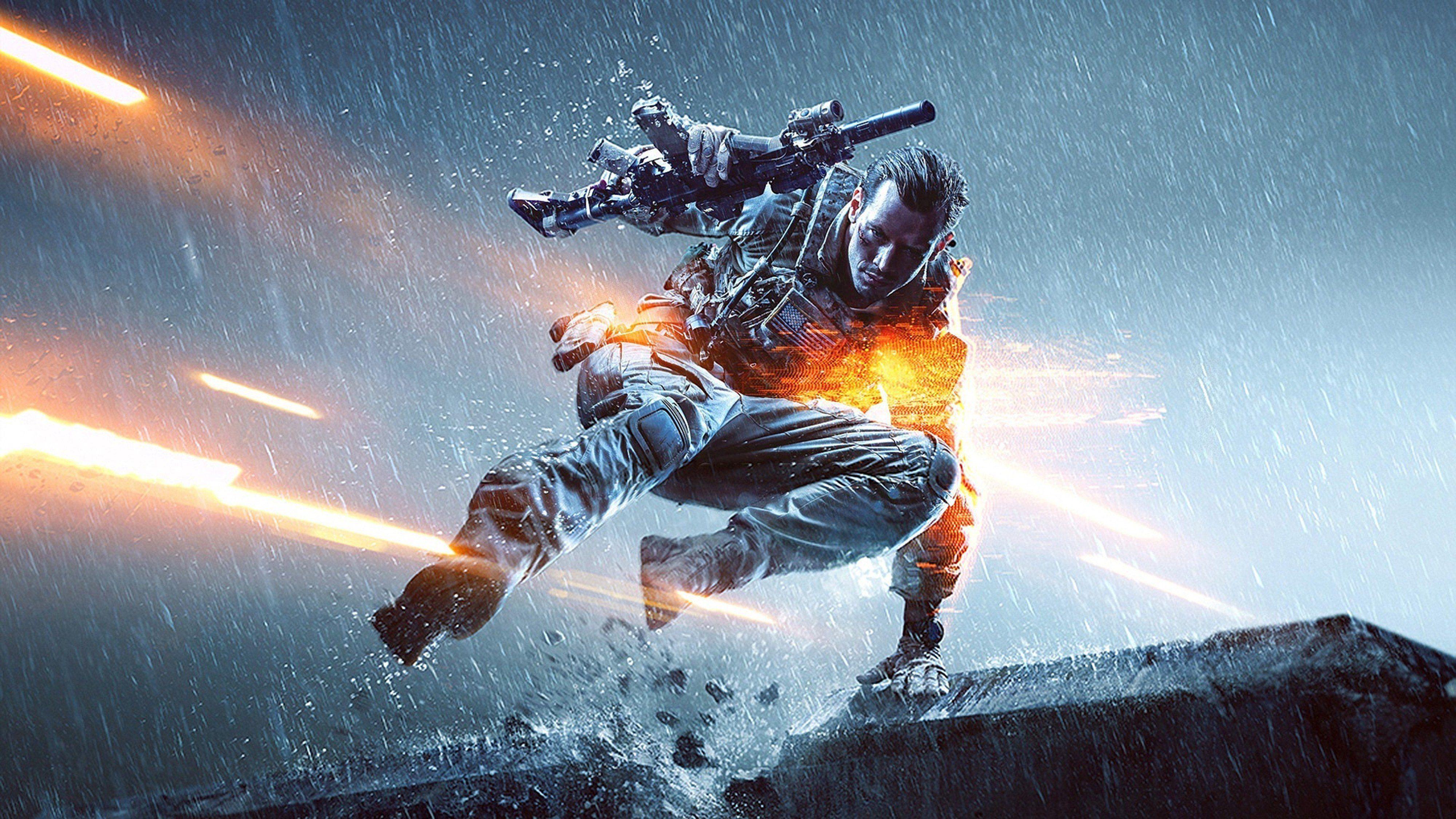 Battlefield 4 Wallpaper 4k - HD Wallpaper