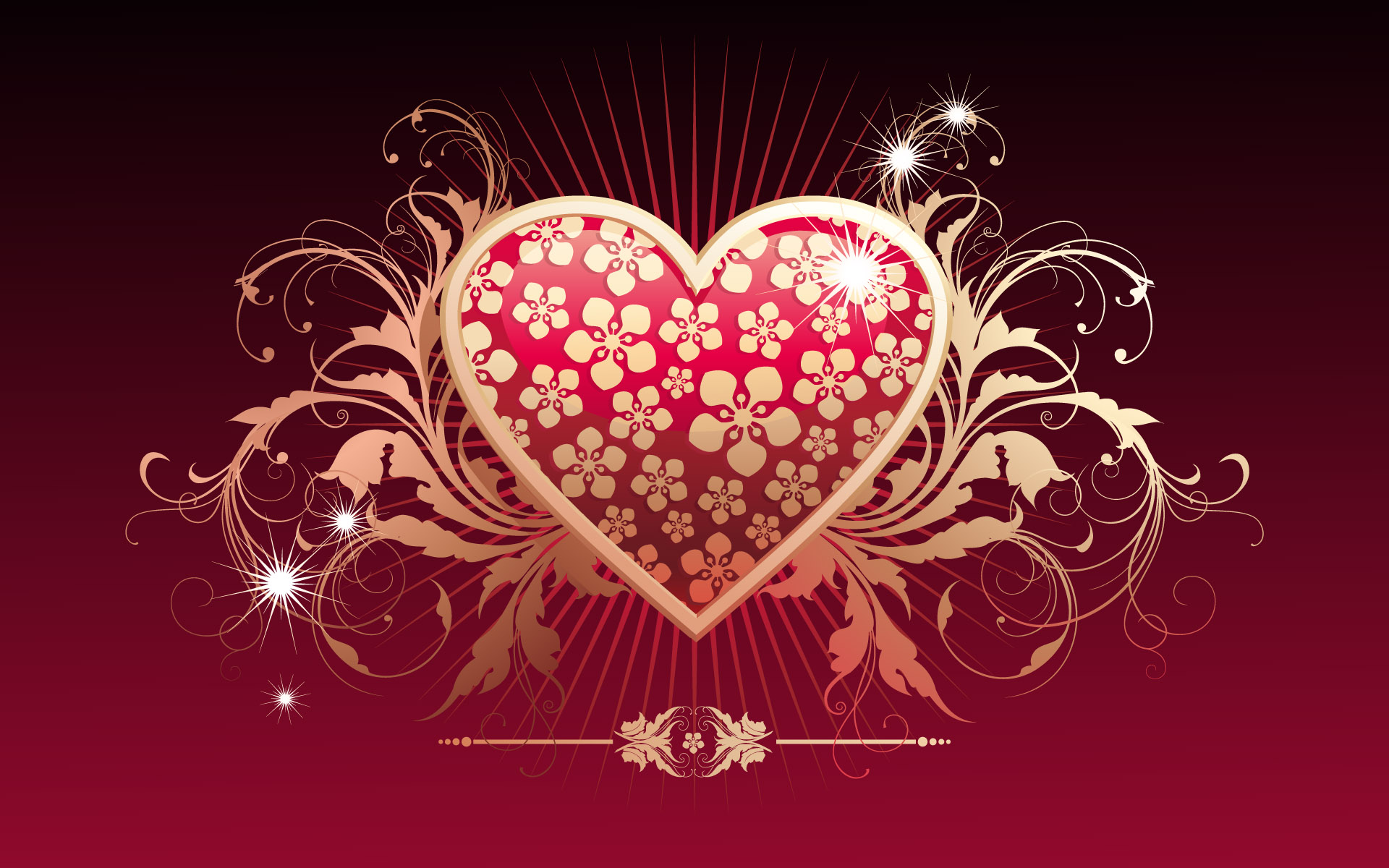 Hearts Wallpaper - Download Pictures Of Love Hearts - HD Wallpaper