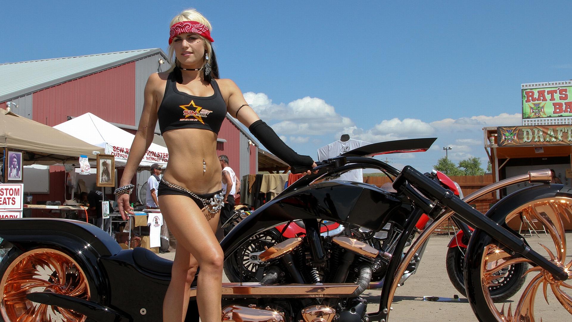 Sturgis Bike Week Hot - HD Wallpaper