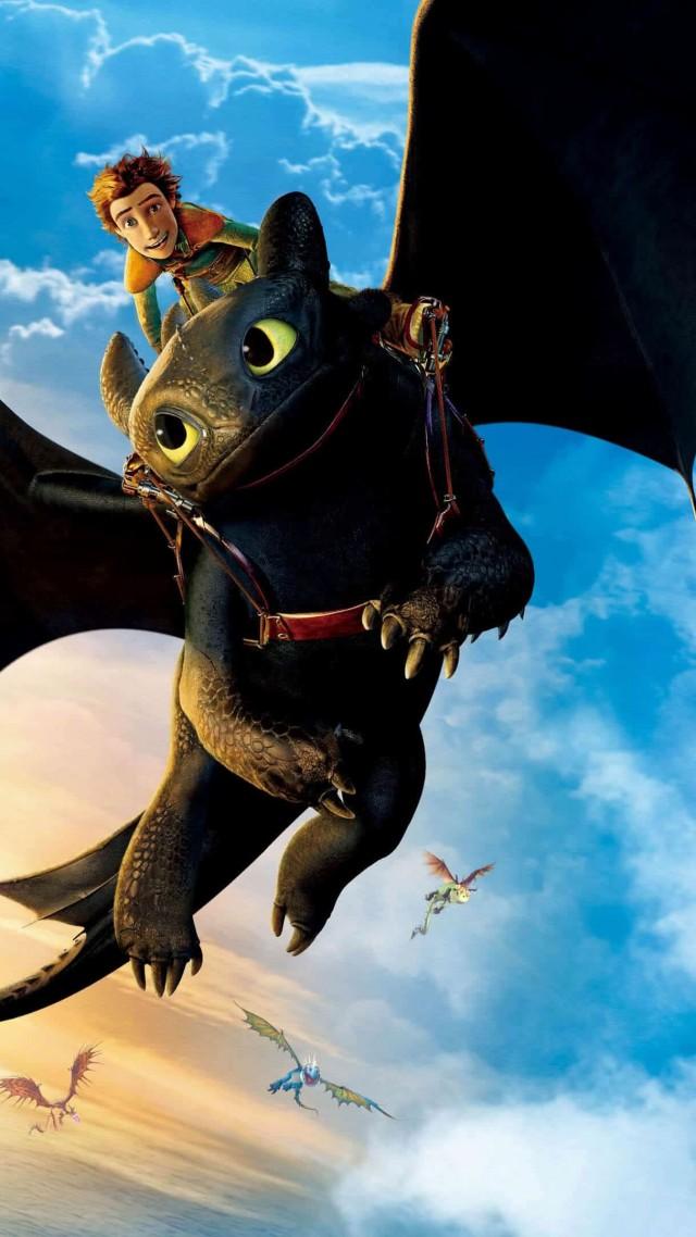 How To Train Your Dragon Train Your Dragon Hidden World Hd 640x1138 Wallpaper Teahub Io