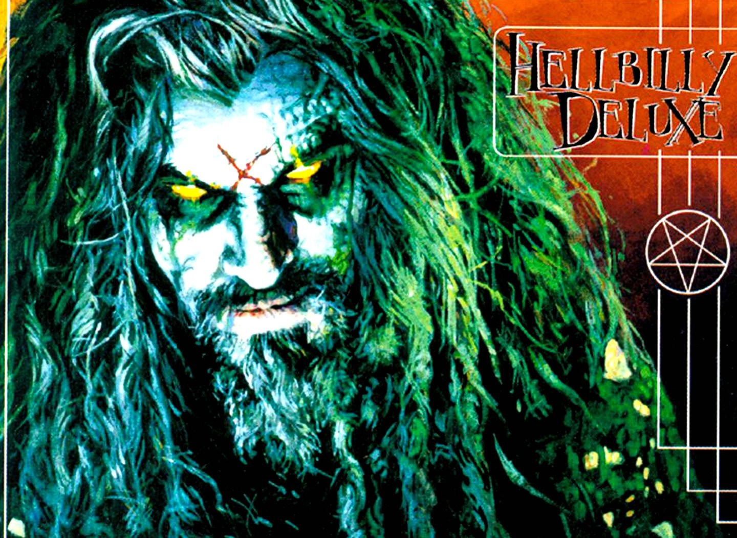Rob Zombie Hellbilly Deluxe Wallpaper