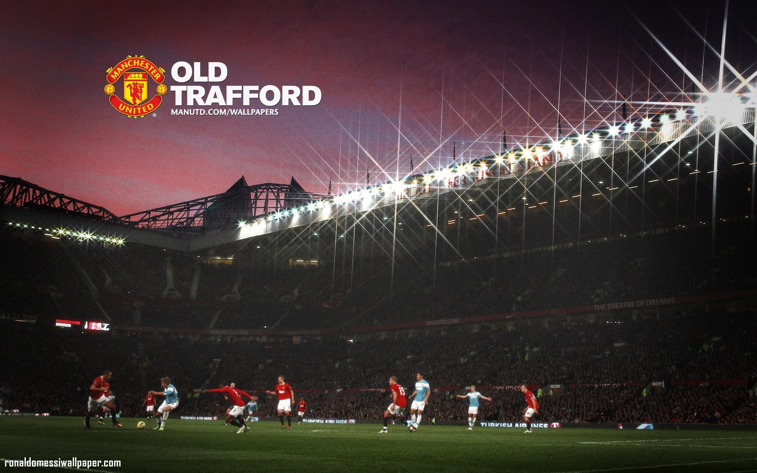 Old Trafford Manchester United Wallpaper Data Src Old Trafford Wallpaper 4k 2560x1600 Wallpaper Teahub Io