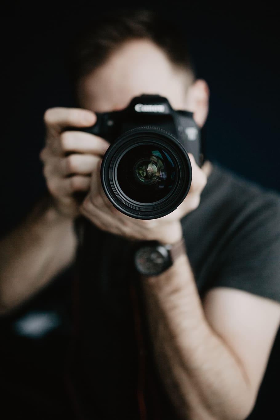 Young Man Taking Photos Working Camera Photography Photography Camera Images Hd 910x1365 Wallpaper Teahub Io