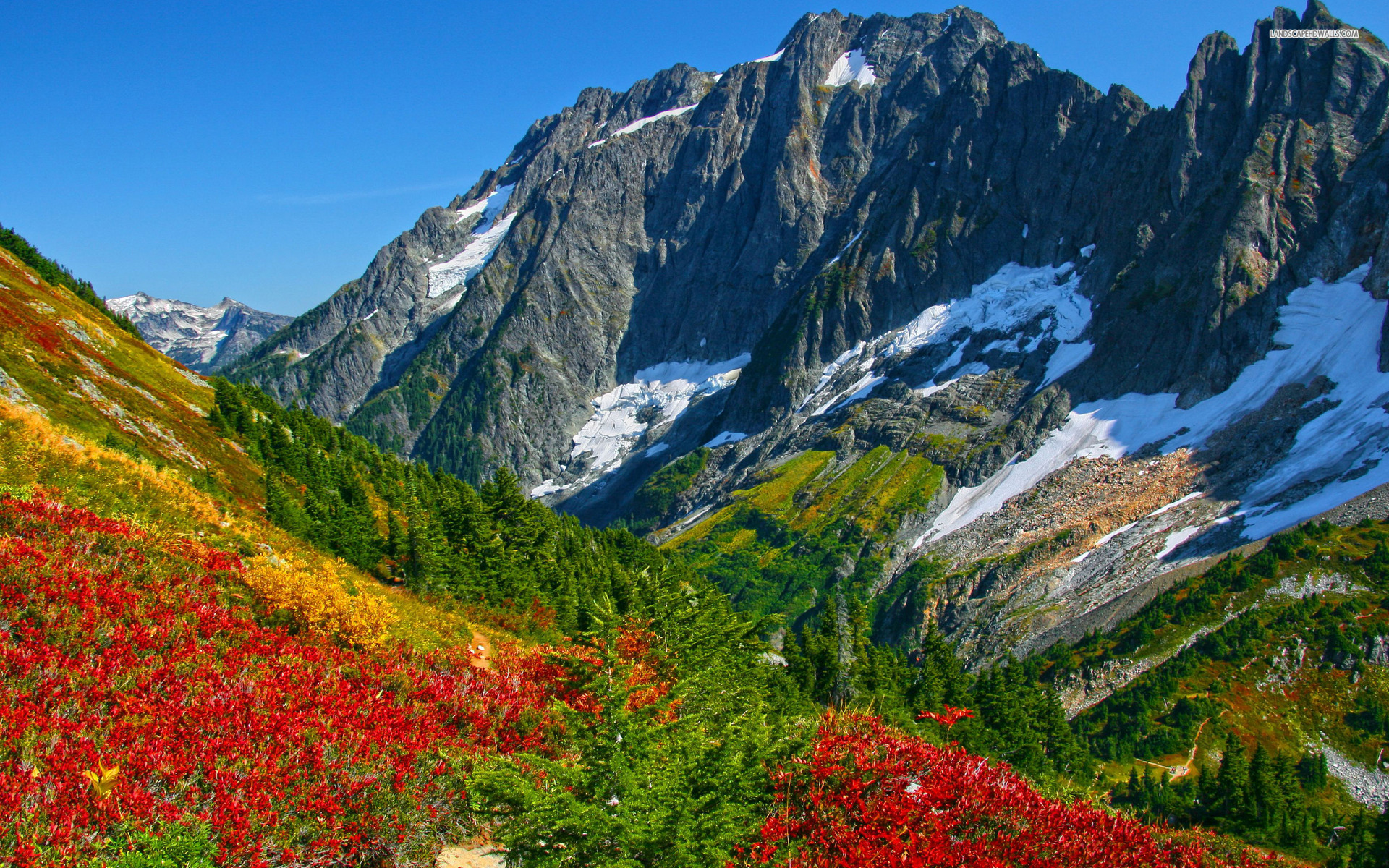 Beautiful Mountains Wallpapers Desktop 1920x1200 Wallpaper Teahub Io