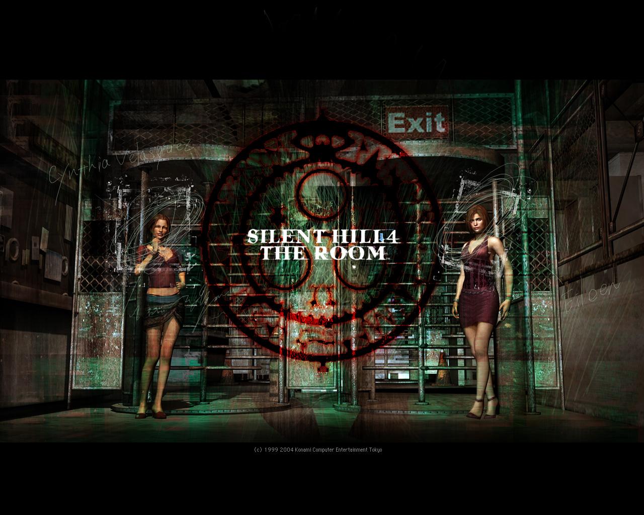 Silent Hill 4 Wallpaper Hd 1280x1024 Wallpaper Teahub Io