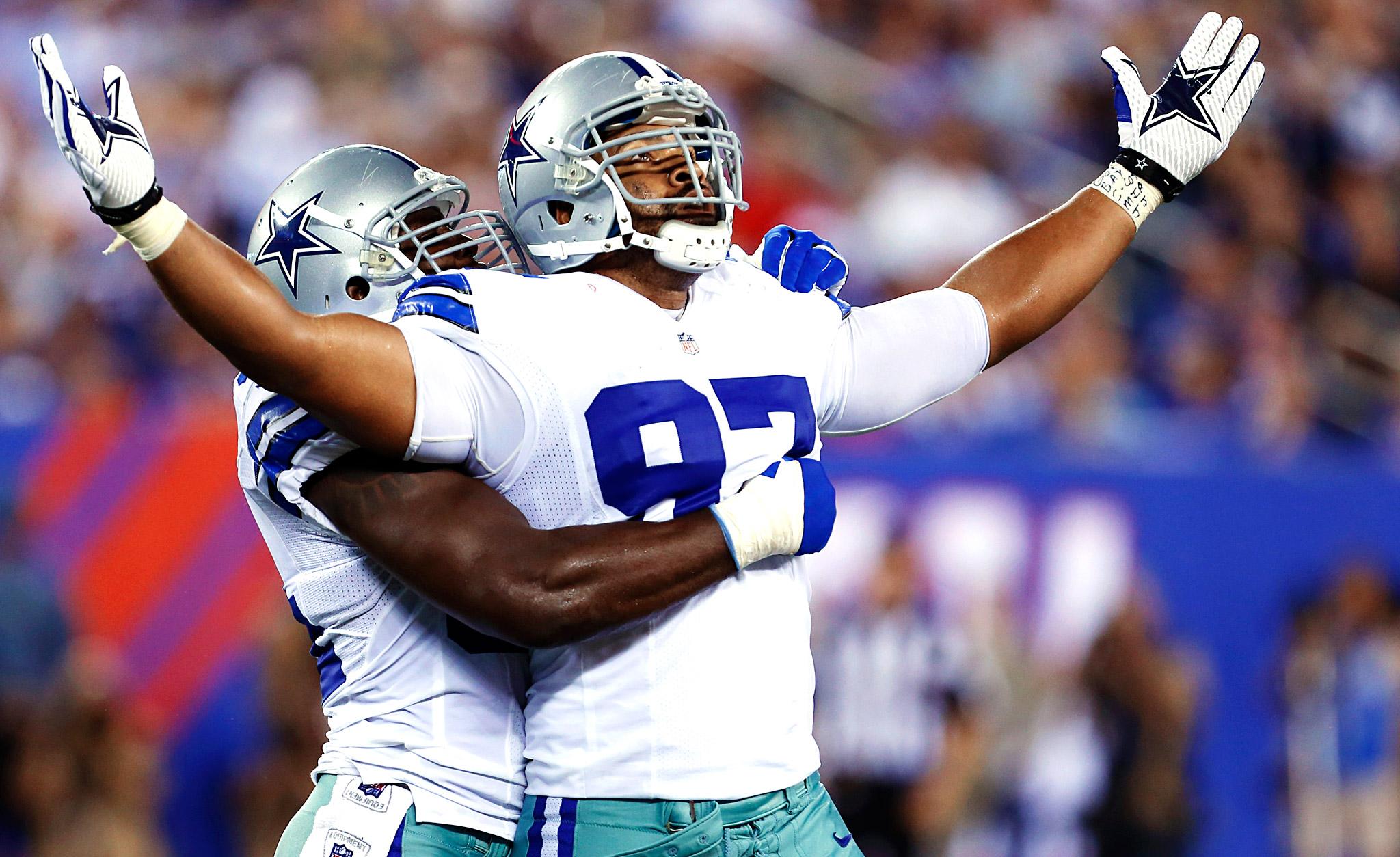 Dallas Cowboys - HD Wallpaper