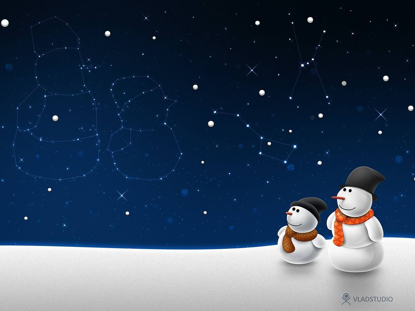 216 2162129 snowman wallpapers free animated christmas background for powerpoint