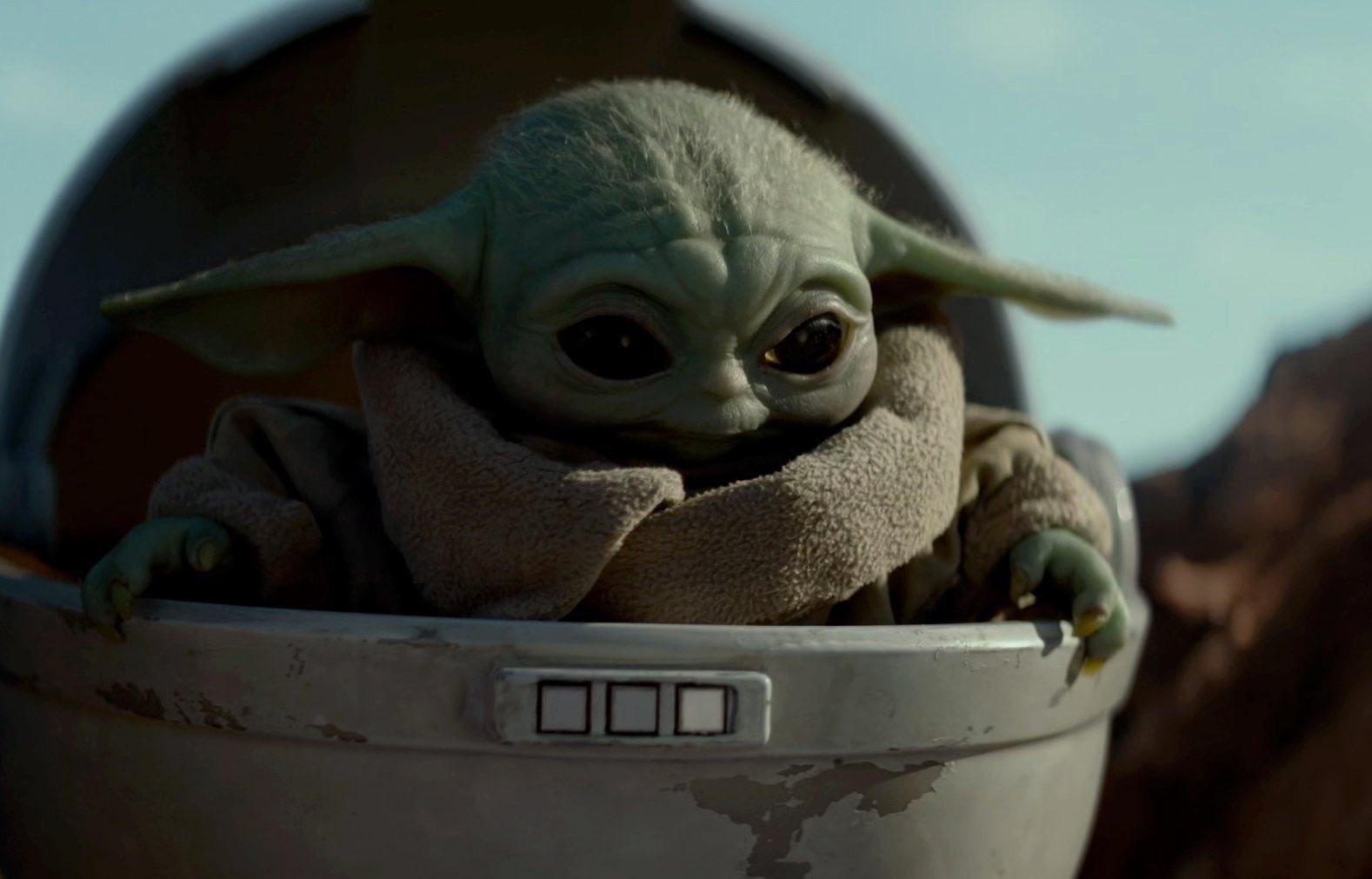 Baby Yoda Lego Star Wars Pfp Baby Yoda 1578x1011 Wallpaper Teahub Io