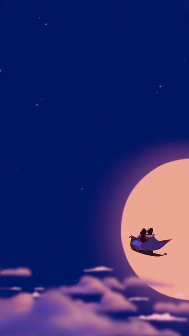 Hey Disney Fans Please Enjoy These Gorgeous Iphone Aladdin Background 625x1111 Wallpaper Teahub Io