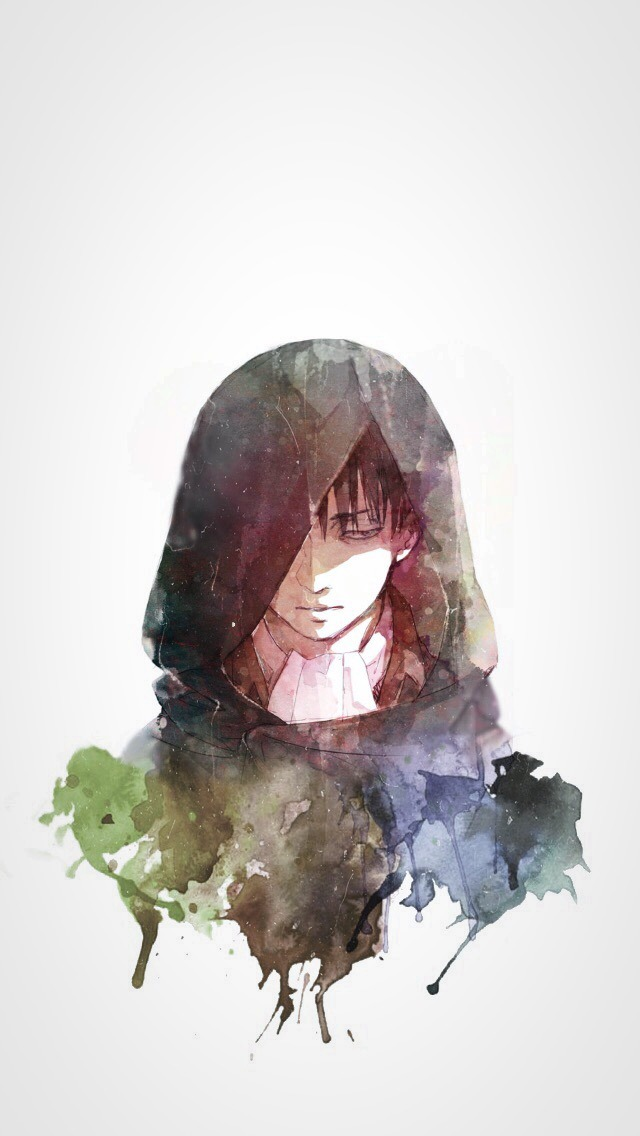 Levi Ackerman Wallpaper Cute 640x1136 Wallpaper Teahub Io