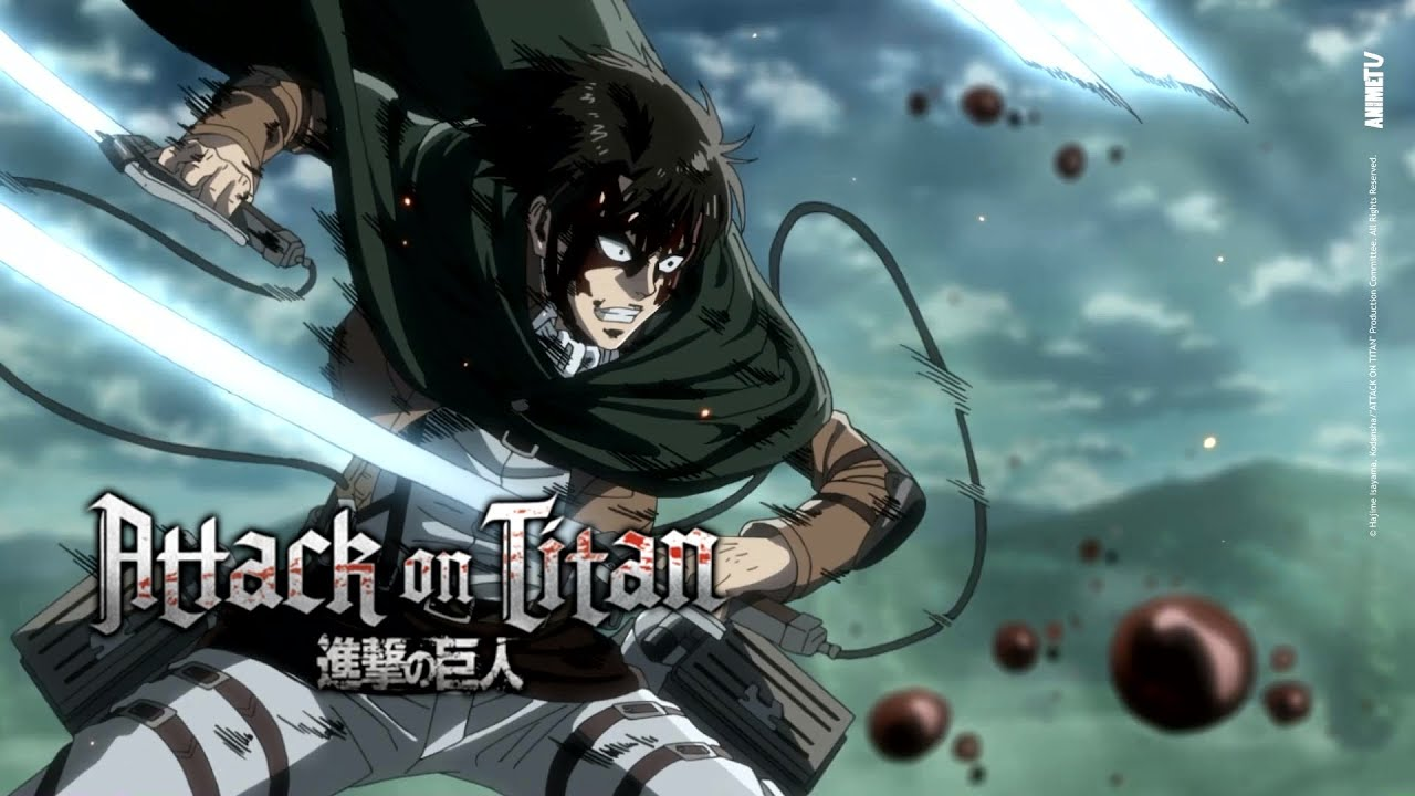 Levi Ackerman Vs Beast Titan 1280x720 Wallpaper Teahub Io