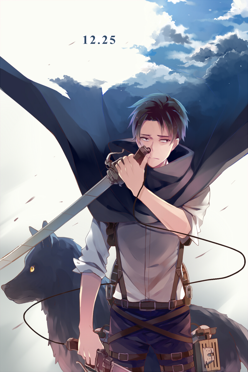 Captain Levi Wallpaper 800x1200 Attack On Titan Mobile Wallpaper Levi 800x1200 Wallpaper Teahub Io