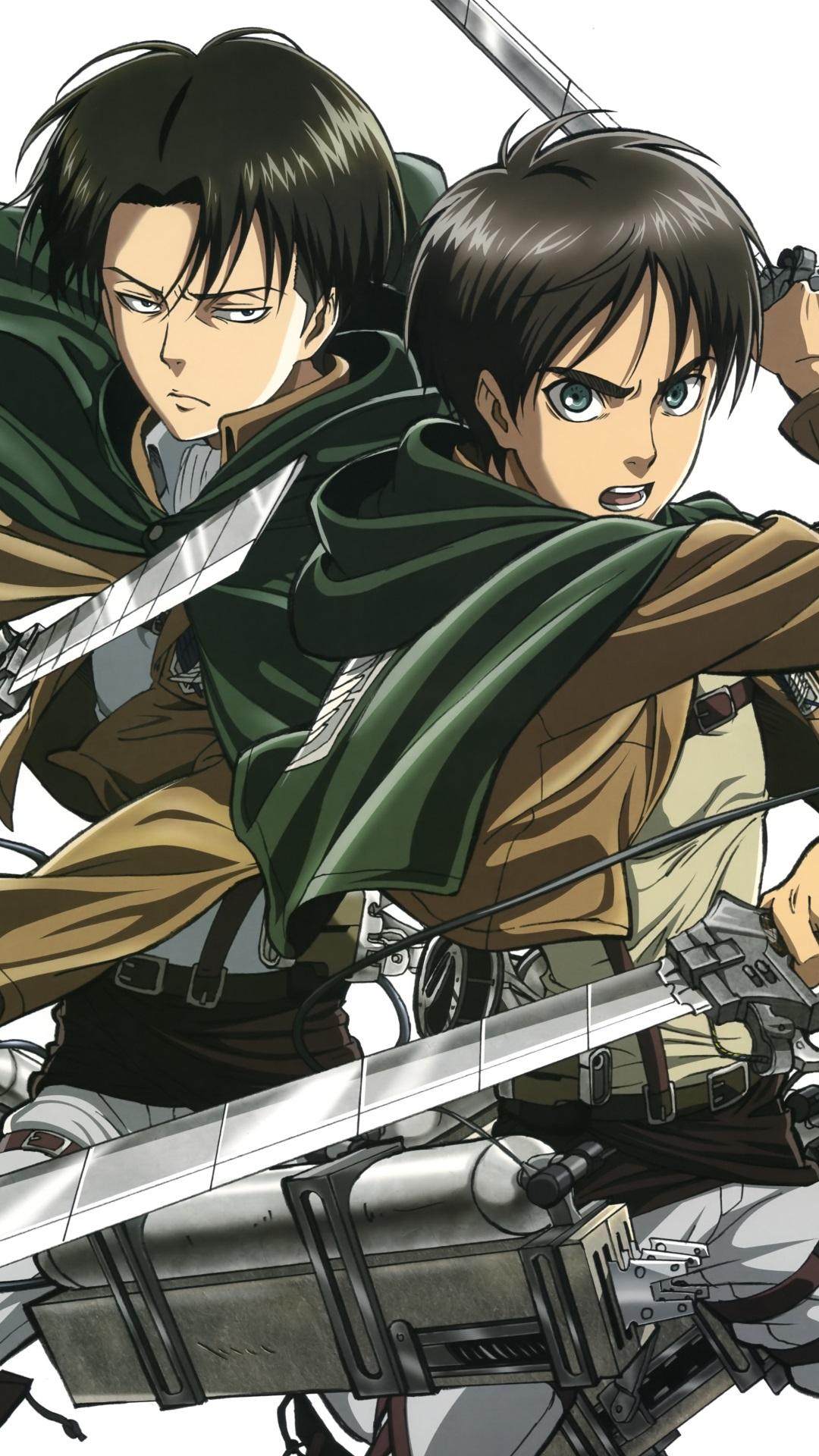 Shingeki No Kyojin Attack On Titan Wallpaper Iphone Levi 1080x1920 Wallpaper Teahub Io