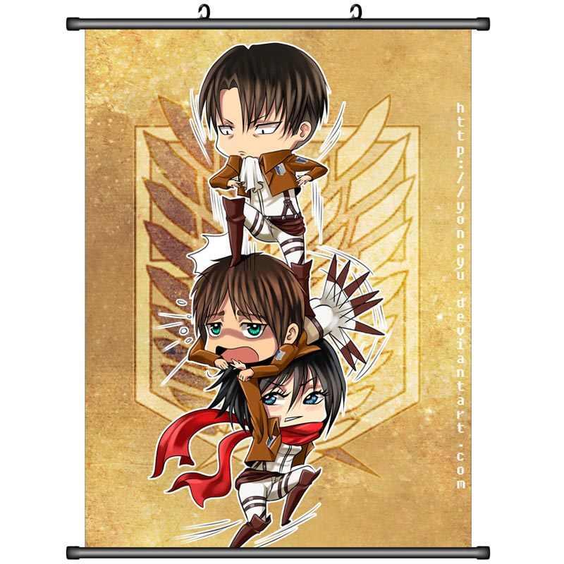 Japan Decorative Picture Anime Attack On Titan Shingeki - Attack On Titan Wallpaper Samsung Eren Mikasa - HD Wallpaper