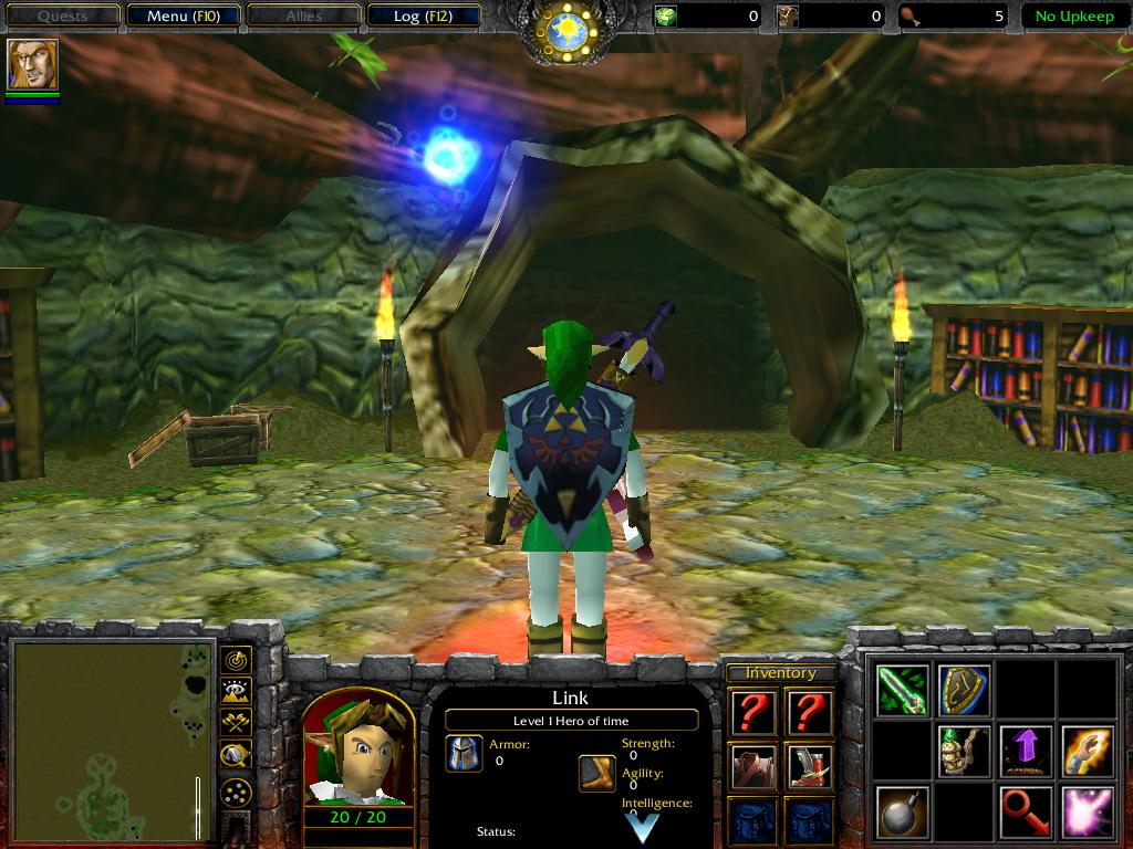 Legend Of Zelda ™ Ocarina Of Time - HD Wallpaper