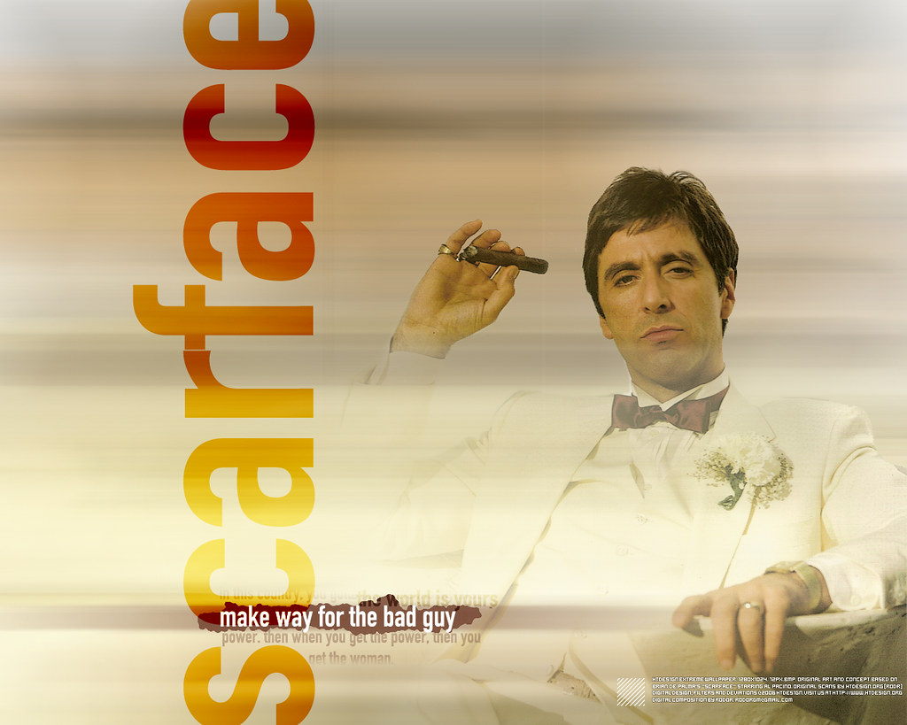 Al Pacino White Suit - HD Wallpaper
