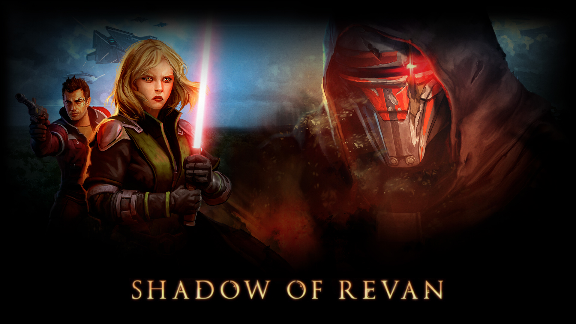 Star Wars Old Republic Shadow Of Revan 1920x1080 Wallpaper Teahub Io