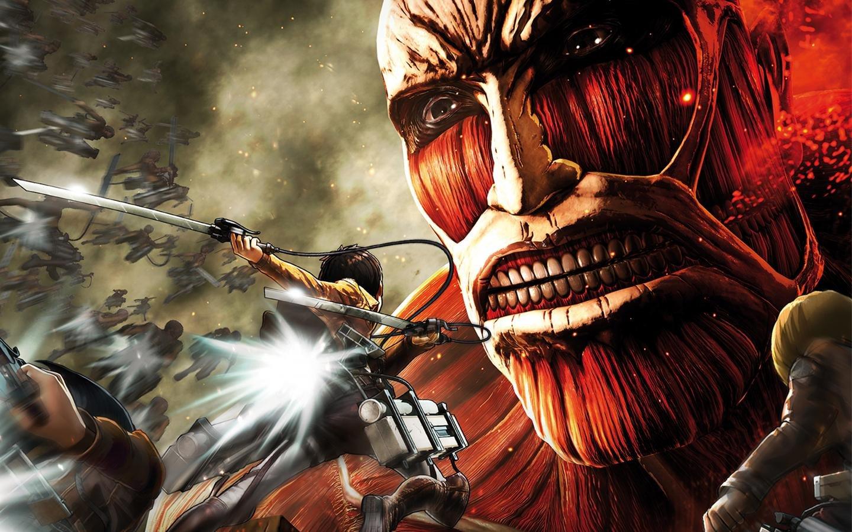Free Attack On Titan High Quality Wallpaper Id - Attack On Titan - HD Wallpaper