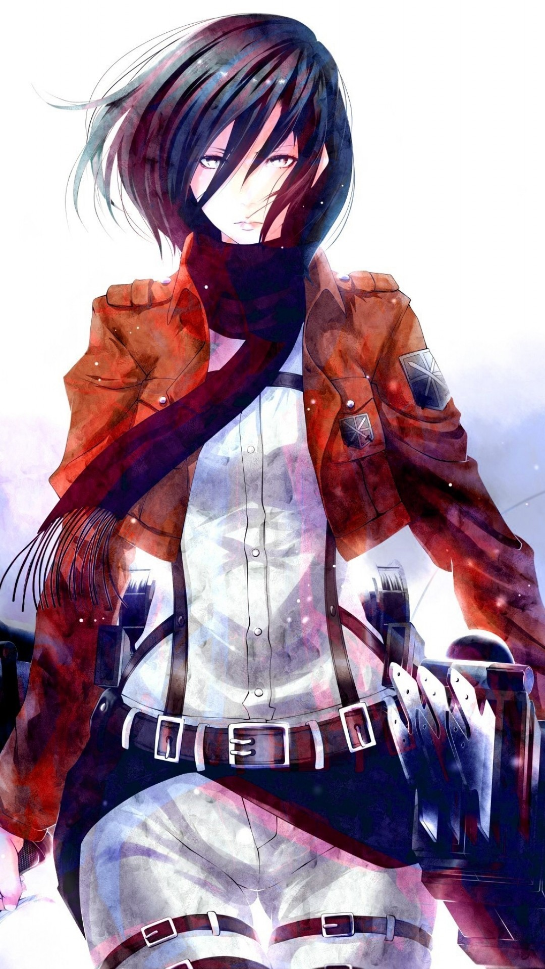 Attack On Titan Wallpaper For Android Anime Attack On Titan Hd 1080x1920 Wallpaper Teahub Io
