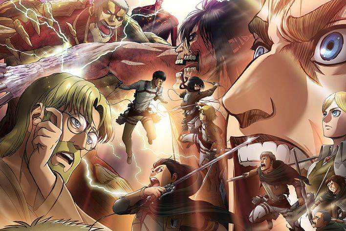 Attack on Titan Anime Teases Final Season With New Image