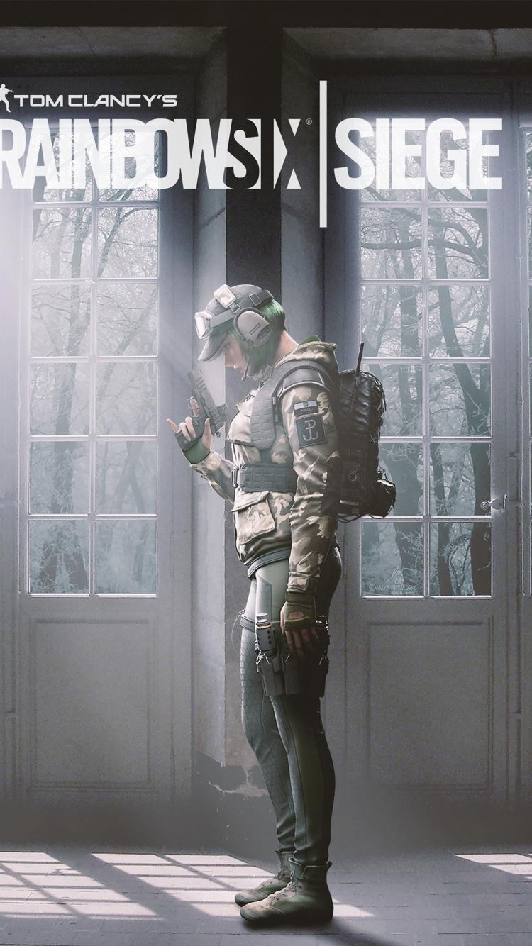 Operator Ela, Tom Clancy S Rainbow Six Siege, Video - Ella Rainbow Six Siege - HD Wallpaper