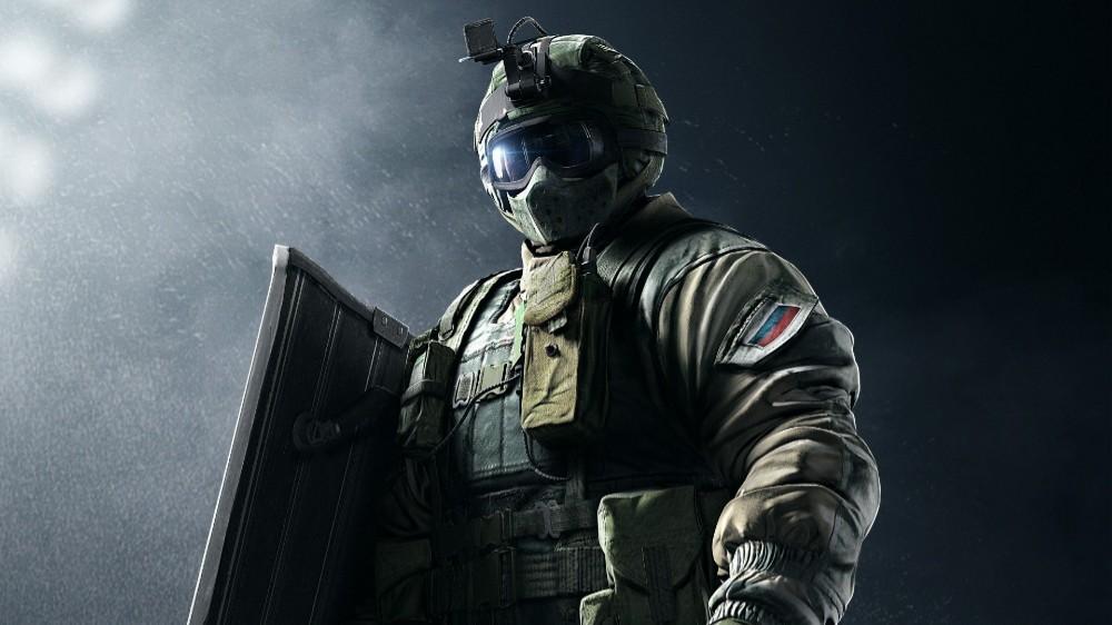 Tom Clancy's Rainbow Six Siege Fuze - HD Wallpaper