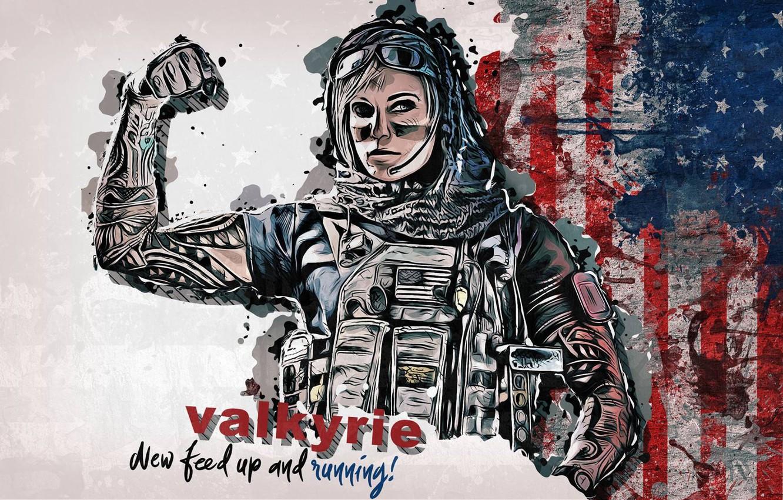 Photo Wallpaper Ubisoft, Rainbow Six, Tom Clancy S - Tom Clancy's Rainbow Six - HD Wallpaper