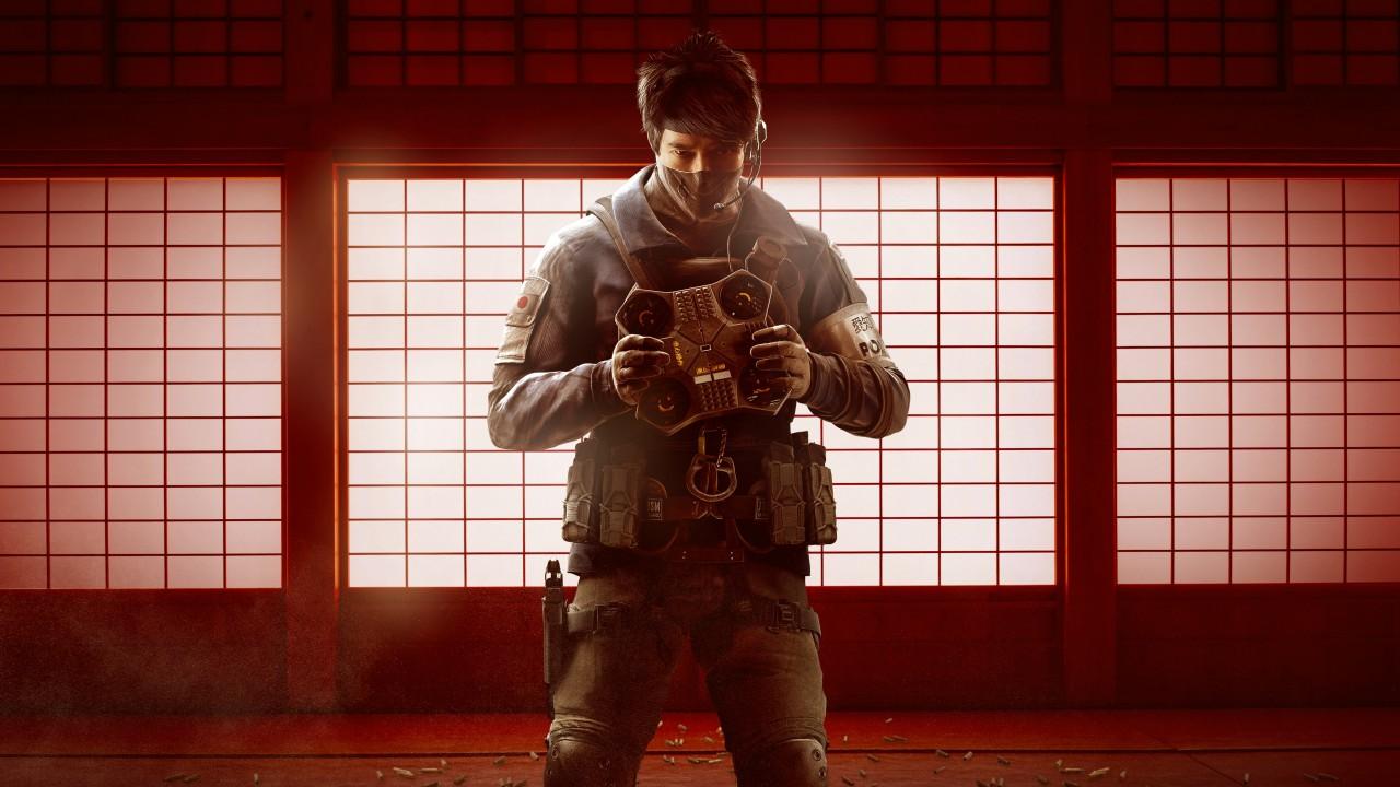 Tom Clancy's Rainbow Six Siege Operator - HD Wallpaper