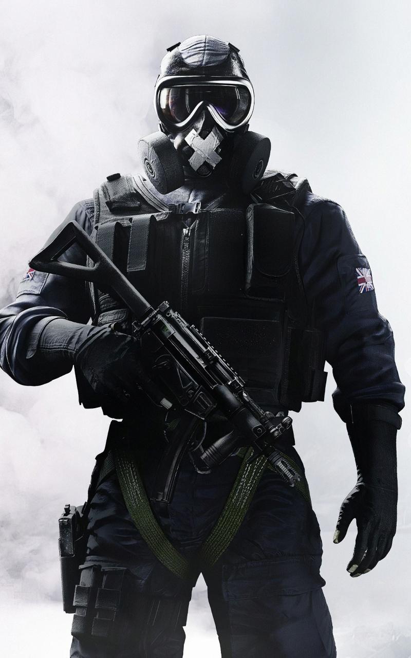 Mute From Rainbow Six Siege - HD Wallpaper