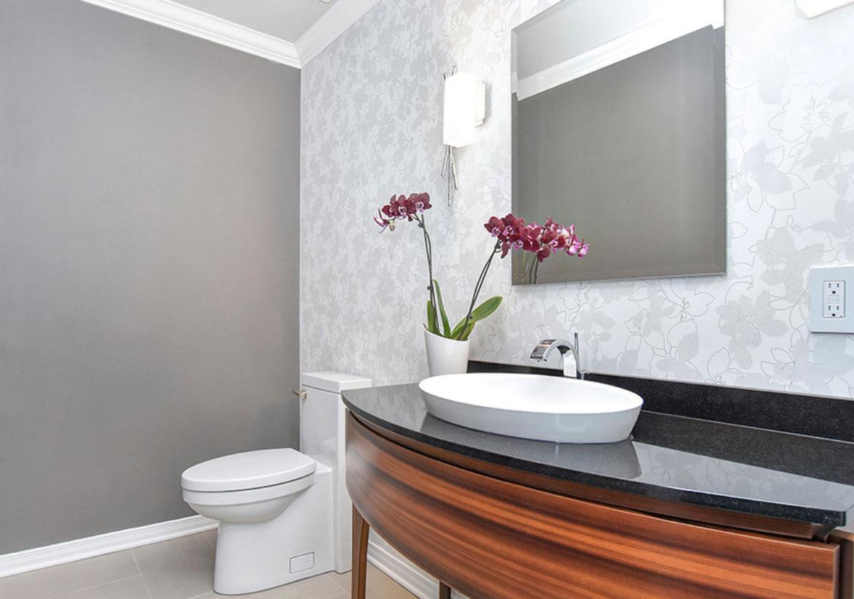 Phenomenal Powder Room Ideas Half Bath Designs Wall Tile 1170x820 Wallpaper Teahub Io